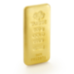 Purchase 500 grams Fine gold Cast Bar - PAMP Swiss - 3/4 view
