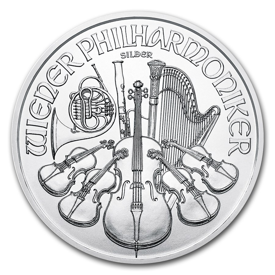 1 oz silver philharmonic goldavenue