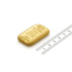 Acquistare 100 grammi lingotto d'oro puro 999.9 - PAMP Suisse - Ruler view