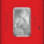 Buy 100 grams Fine Silver Lunar Ox - PAMP Suisse - Back