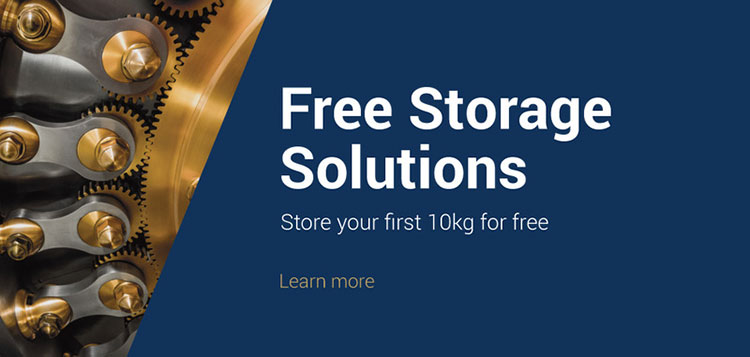 Free Storage Solutions