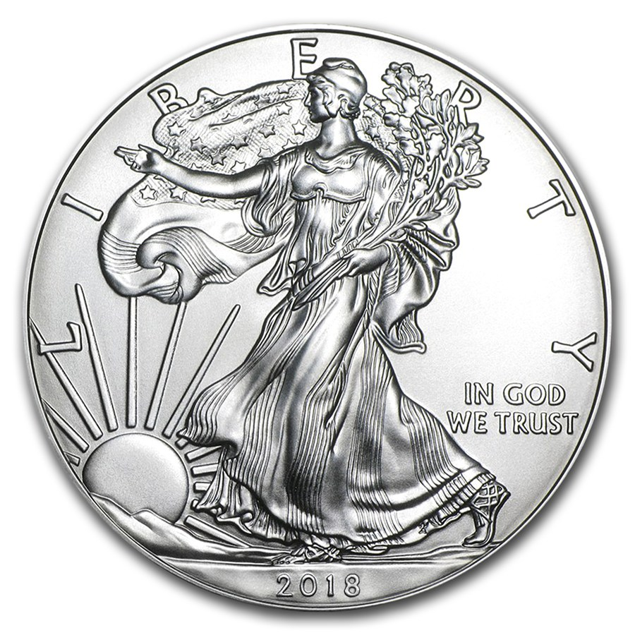 Silver American Eagle Coins