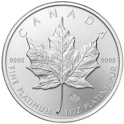 Platinum Canadian Maple Leafs