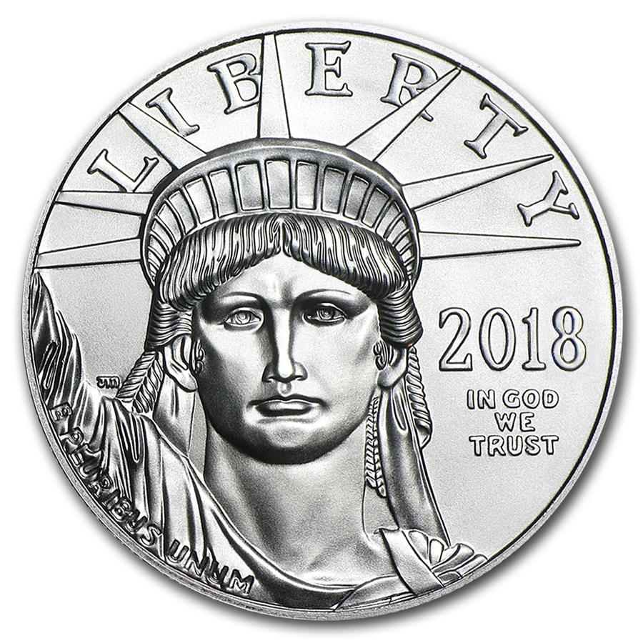 Platinum American Eagle Münzen